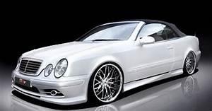 Mercedes Clk Tuning : mercedes clk w208 spoiler set body kit tuning umbau neu ~ Jslefanu.com Haus und Dekorationen