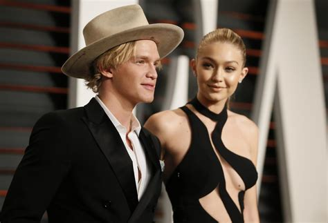 gigi hadids  boyfriend cody simpson speaks