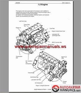 Moxy Articulated Dump Truck Mt26 31 Shop Manual