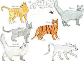 warrior cat drawings warrior cats by rainbowgal on deviantart