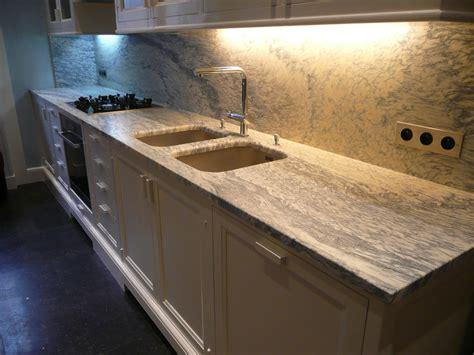 cuisine plan de travail marbre plan de travail cuisine en marbre plan de travail en
