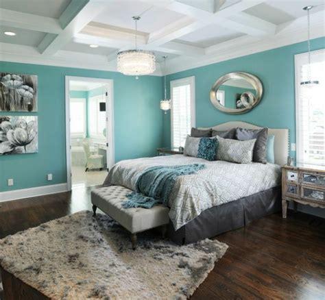 Einfach Wohnzimmer Ideen Turkis Wandfarbe T 252 Rkis 42 Tolle Bilder Archzine Net