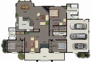 Floor plans - HOUSE PLANS NEW ZEALAND LTD
