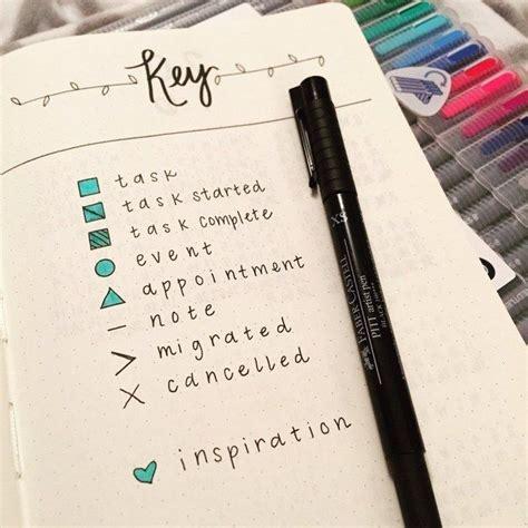 Best 25+ Bullet Journal Key Ideas On Pinterest Bullet