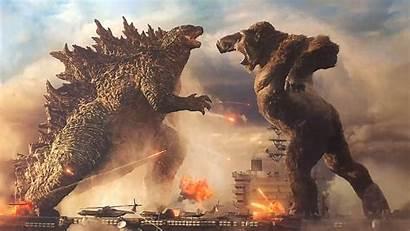 Godzilla Kong King Vs 4k Wallpapers Movies