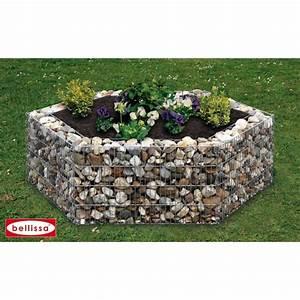 Kit A Gabion : gabion jardini re hexagonale ~ Premium-room.com Idées de Décoration