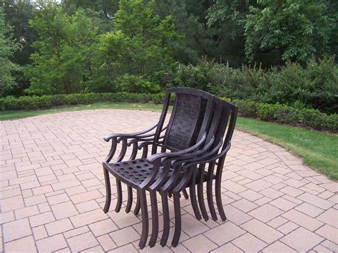 patio furniture stackable chairs sears