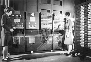 World's First Computer Invented At Penn, 66 Years Ago ...
