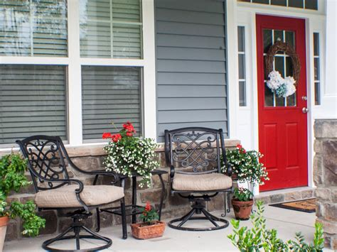 Front Patio Furniture by Front Porch Furniture Rescue Porches Ideas