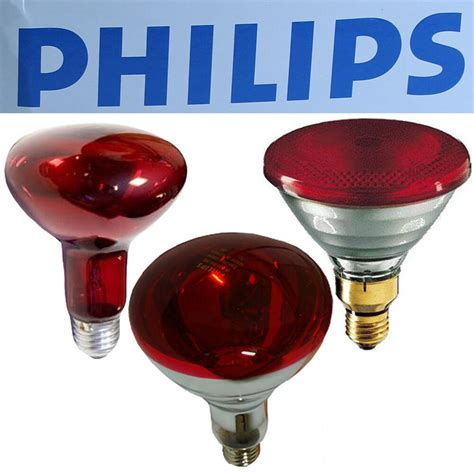 Ir Light Bulb by New Philips Infrared Heat Theraphy L Bulb 100w 150w