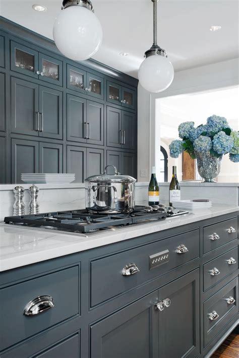 dark grey kitchen cabinets 66 gray kitchen design ideas decoholic