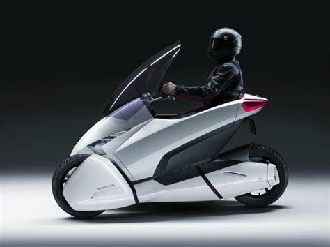 The Future Of Transportation Rides On 3 Wheels