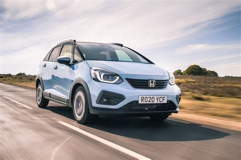 Honda Jazz Crosstar 2020 UK review   Autocar