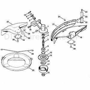 31 Stihl Fs 55 Rc Parts Diagram
