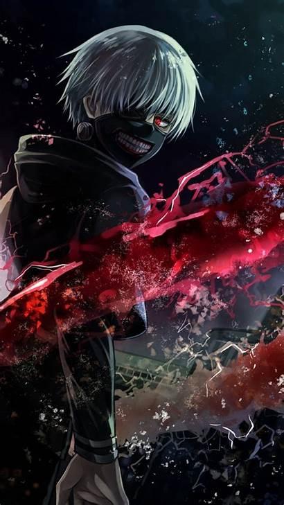 Ghoul Tokyo Kaneki Ken Mask Desktop Magic