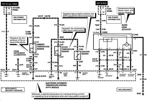 Continental Need Wiring Vacuum Diagram For Ford Lincoln