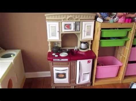 Step 2 Lifestyle Fresh Accents Play Kitchen Review!  Youtube