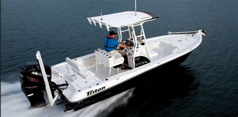 Fish And Ski Boats For Sale Near Me by Triton Boats We Take America Fishing