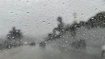 Rain Raining Weather Bit Hollywood Angeles Nbcla