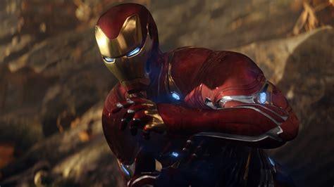 Wallpaper Iron Man, Avengers Infinity War, 4k, Movies, #12794