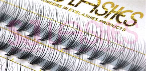 pre fanned volume lashes 0 10mm 10d pre fanned russian volume lashes fds10b tray