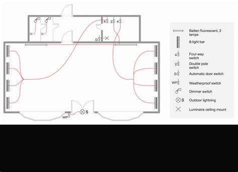 House Electrical Plan Software Diagram