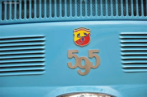 1965 Abarth 595 Image Chassis Number 110f 08628661624