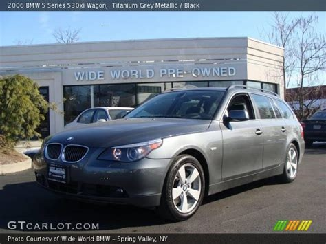 2006 Bmw 5 Series 530xi Wagon