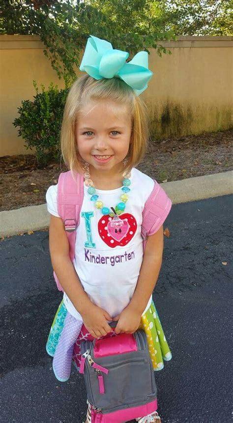 best 25 kindergarten ideas on 108 | 0c56c76966daaf1ea144e60800f77ed2 kindergarten outfit first day
