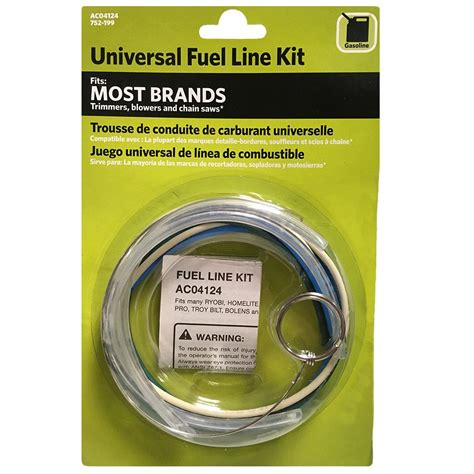 kitchen faucets replacement universal fuel line kit ac04124 the home depot