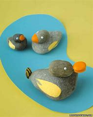 Rock Animal Crafts Kids