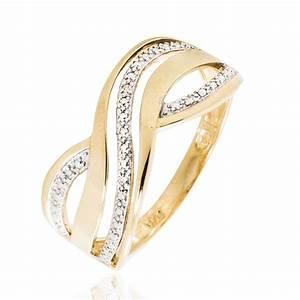 ysora bijou bague en or jaune sertie de diamants 09197 With bijoux bague