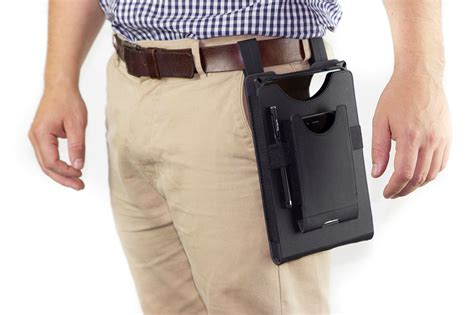 """Field-Ready Tablet Holster (Portrait) fits most 7""""-8"""