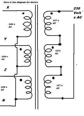 Three Phase Single Transformer Discussion
