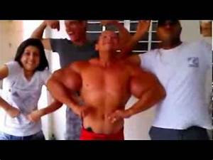 Everything Is Disproportioned  Brazilian Man Who Uses Synthol  Synthol Gone Wrong