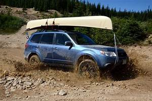 Off Road  Subaru Forester Off Road
