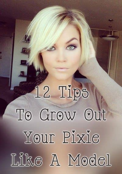 Grown Out Pixie Hairstyles by 12 Tips To Grow Out A Pixie Like A Model Stylesaturday