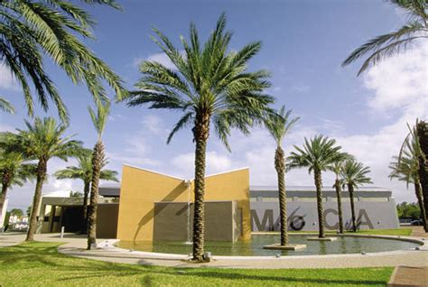 miami bureau of tourism museum of contemporary in miami exterior south florida travel writers