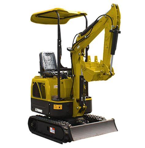 hydraulic mini grab excavator  log handler machine attachment factory china  liteng
