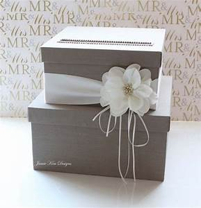 wedding card box wedding money box gift card box custom With gift card box wedding