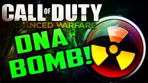 call  duty advanced warfare dna bomb  killstreak