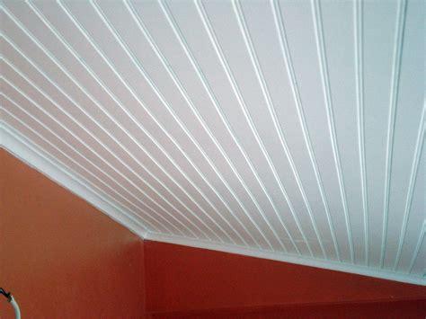 Beaded Vinyl Soffit Porch Ceiling Panels