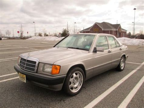 how to sell used cars 1991 mercedes benz sl class electronic toll collection sell used 1991 mercedes benz 190e 2 6 i6 automatic smoked silver nice shape no reserve in