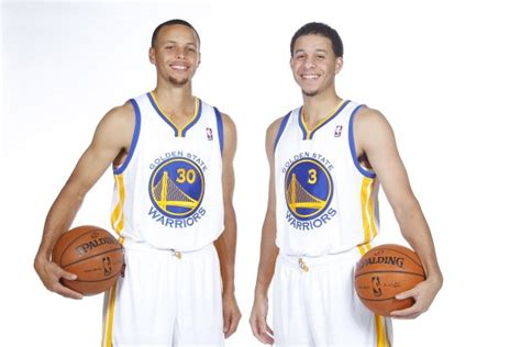 stephen currys brother seth rejected  golden state