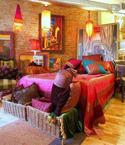 20 Whimsical Bohemian Bedroom Ideas Rilane