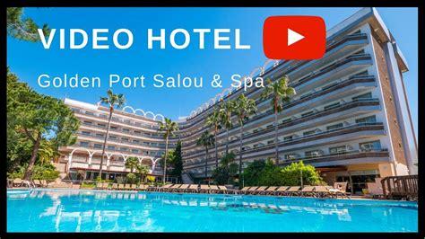 hotel golden port salou costa dorada spain