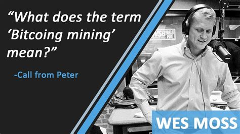 """After a certain amount of blocks have been added to the chain, a new bitcoin is generated and awarded to the miner. What Does The Term """"Bitcoin Mining"""" Mean? - YouTube"""