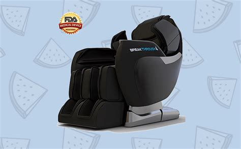 medical breakthrough massage chair review  mb series