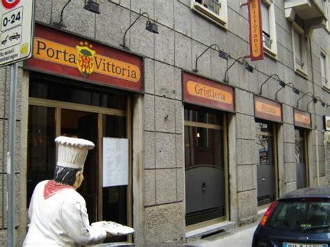 Ristorante Porta Vittoria by Vetrina Pesce Foto Di Ristorante Porta Vittoria