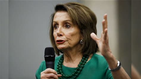 house speaker nancy pelosi speaks  event  san